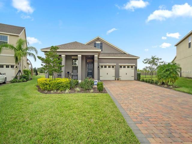 16173 Hampton Crossing Drive, Winter Garden, FL 34787 (MLS #O5734281) :: G World Properties
