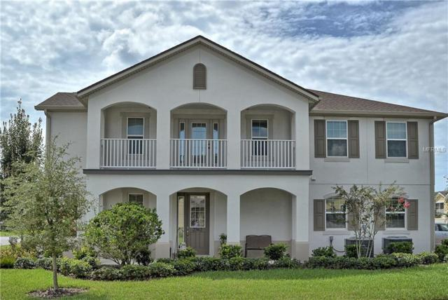 2562 Amati Drive, Kissimmee, FL 34741 (MLS #O5734307) :: Griffin Group
