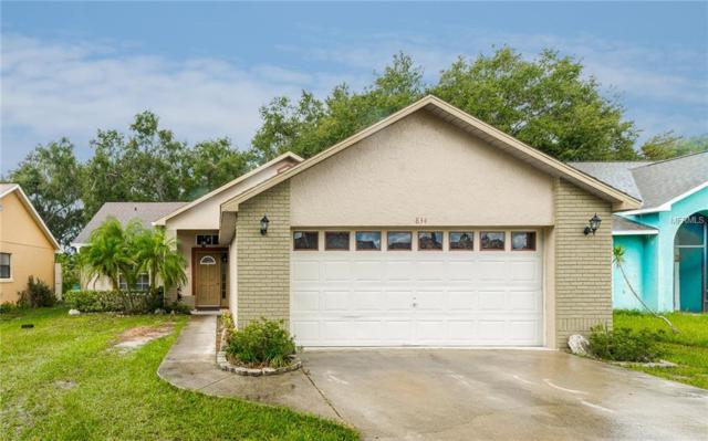 834 Country Crossing Court, Kissimmee, FL 34744 (MLS #O5734557) :: G World Properties
