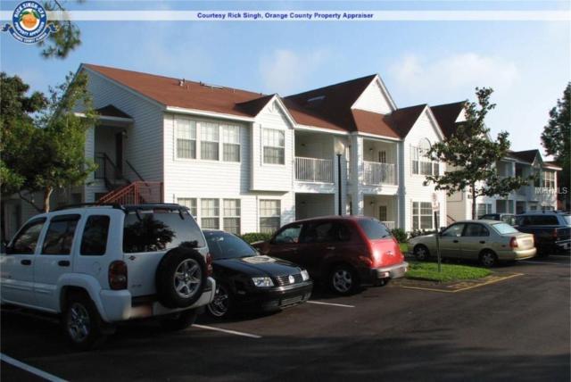 11514 Westwood Boulevard #411, Orlando, FL 32821 (MLS #O5734574) :: The Duncan Duo Team