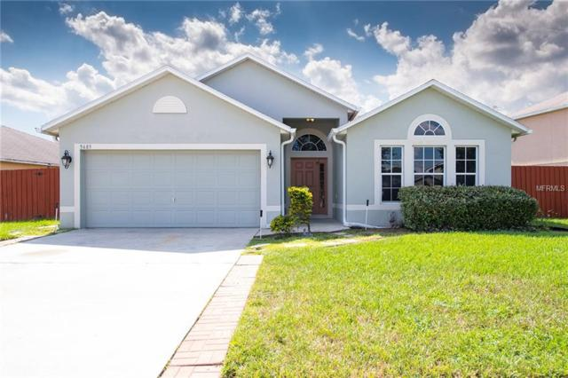 5683 Sycamore Canyon Drive, Kissimmee, FL 34758 (MLS #O5734597) :: The Light Team