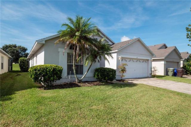 669 Eagle Pointe S, Kissimmee, FL 34746 (MLS #O5734822) :: G World Properties