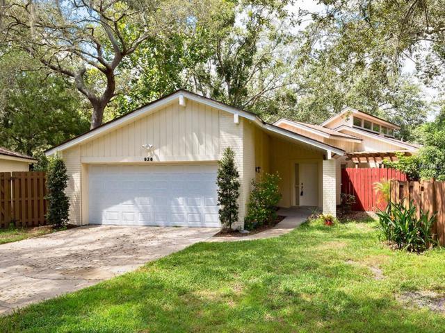 926 N Wedgewood Drive, Winter Springs, FL 32708 (MLS #O5734996) :: Premium Properties Real Estate Services