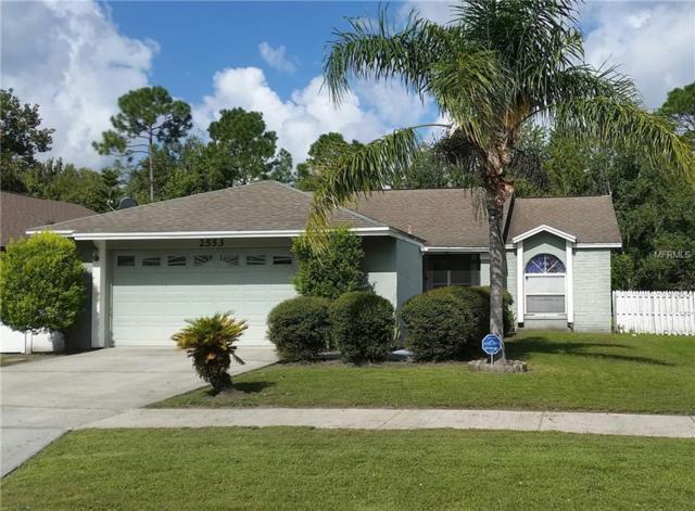 2553 Ginger Mill Blvd, Orlando, FL 32837 (MLS #O5734997) :: Dalton Wade Real Estate Group