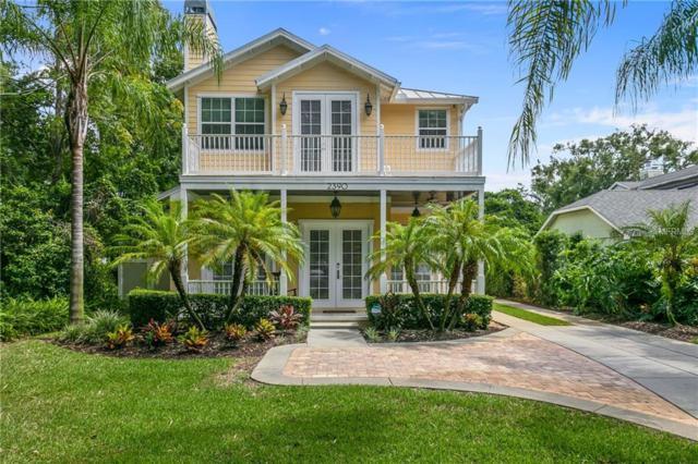 2390 Temple Drive, Winter Park, FL 32789 (MLS #O5735104) :: GO Realty