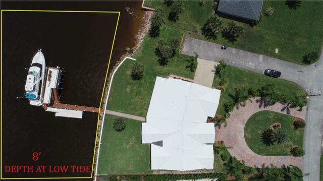 404 Desoto Drive, New Smyrna Beach, FL 32169 (MLS #O5735306) :: Dalton Wade Real Estate Group