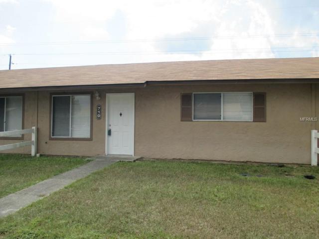 710 W Rosewood Lane, Tavares, FL 32778 (MLS #O5735847) :: KELLER WILLIAMS CLASSIC VI