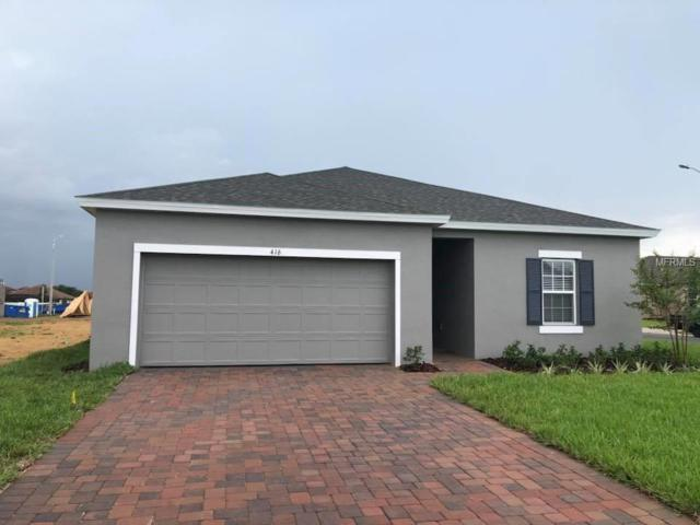 416 Meadow Pointe Drive, Haines City, FL 33844 (MLS #O5735930) :: Gate Arty & the Group - Keller Williams Realty
