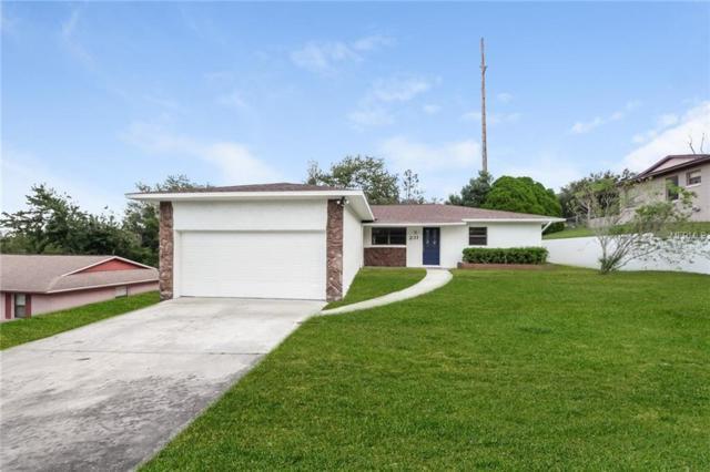 231 Hillside Drive, Clermont, FL 34711 (MLS #O5736063) :: KELLER WILLIAMS CLASSIC VI