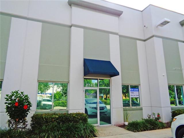 2745 NW 19 Street, POMPANO BEACH, FL 33069 (MLS #O5736395) :: The Lockhart Team