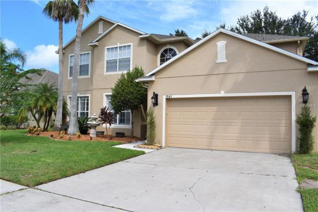1561 Anna Catherine Drive, Orlando, FL 32828 (MLS #O5736907) :: RE/MAX Realtec Group