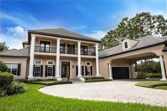 6247 S Hampshire Court, Windermere, FL 34786 (MLS #O5737221) :: Revolution Real Estate