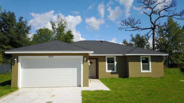 320 Chiquita Court, Kissimmee, FL 34758 (MLS #O5737952) :: Griffin Group