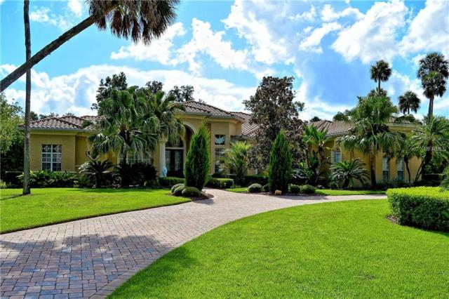 1785 Bridgewater Drive, Lake Mary, FL 32746 (MLS #O5738287) :: Premium Properties Real Estate Services