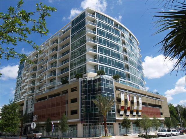 101 S Eola Drive #621, Orlando, FL 32801 (MLS #O5738631) :: Team Bohannon Keller Williams, Tampa Properties