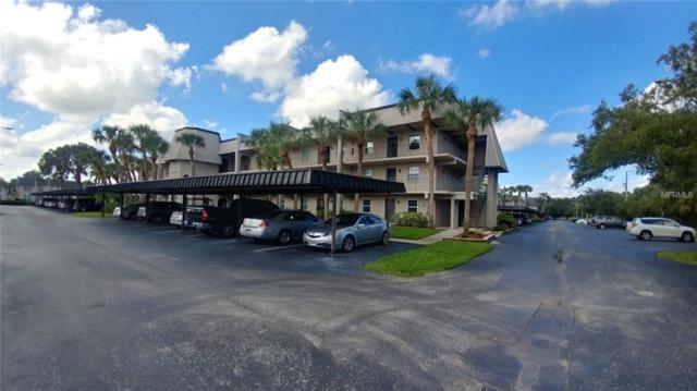 8693 Bardmoor Boulevard 106B, Seminole, FL 33777 (MLS #O5738953) :: Burwell Real Estate