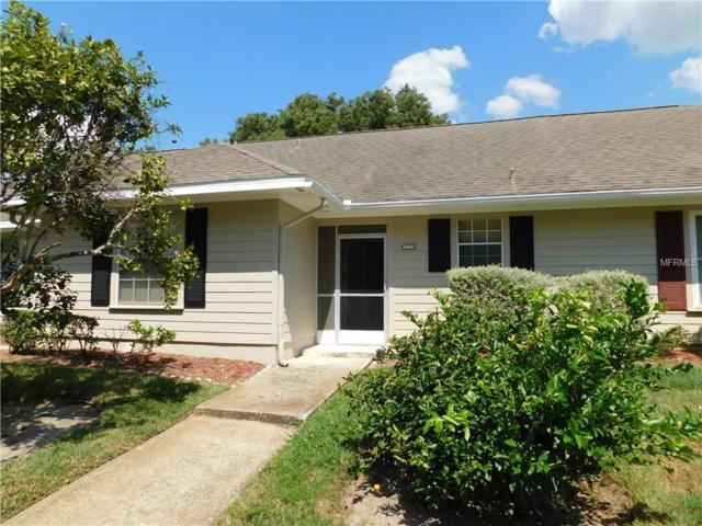 1258 Villa Lane #154, Apopka, FL 32712 (MLS #O5739349) :: Gate Arty & the Group - Keller Williams Realty