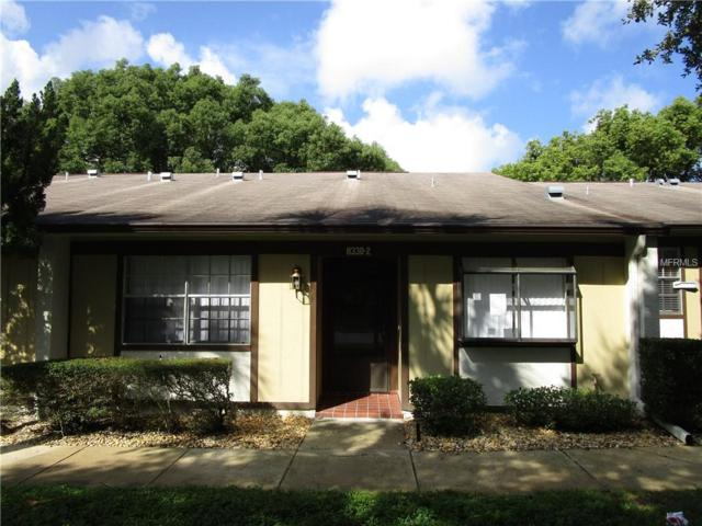 8330 High Point Circle #2, Port Richey, FL 34668 (MLS #O5739748) :: Gate Arty & the Group - Keller Williams Realty
