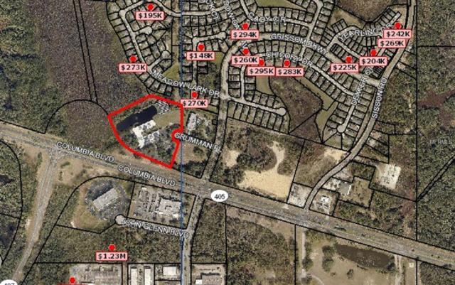 1250 Grumman Place B, Titusville, FL 32780 (MLS #O5739868) :: The Duncan Duo Team