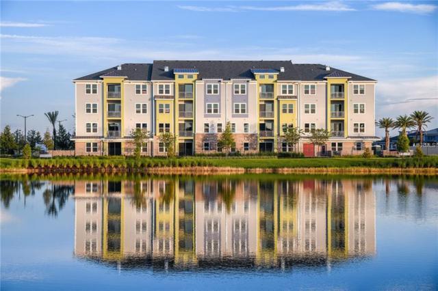 7517 Laureate Boulevard #4307, Orlando, FL 32827 (MLS #O5739890) :: Premium Properties Real Estate Services