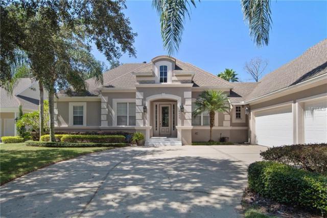 6022 Blakeford Drive, Windermere, FL 34786 (MLS #O5740015) :: Delgado Home Team at Keller Williams