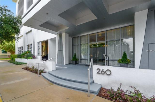 260 S Osceola Avenue #607, Orlando, FL 32801 (MLS #O5740197) :: The Duncan Duo Team