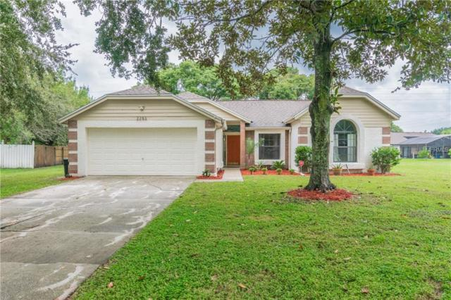 2253 Chadbourn Court, Orlando, FL 32837 (MLS #O5740582) :: Team Virgadamo