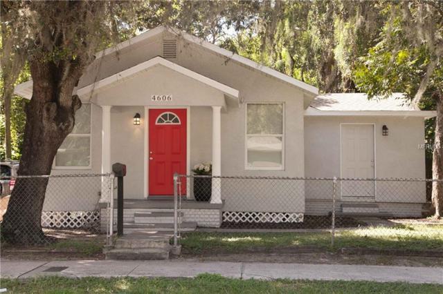 4606 N 15TH Street, Tampa, FL 33610 (MLS #O5740657) :: The Light Team