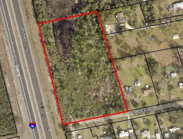 Peoples Street, Mims, FL 32754 (MLS #O5740780) :: The Duncan Duo Team