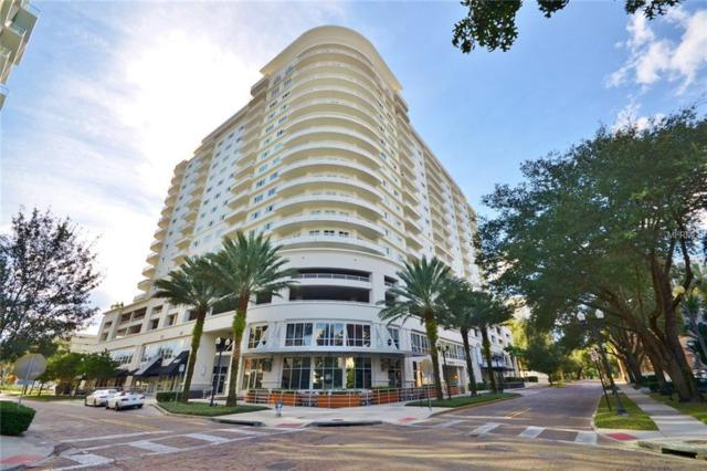 100 S Eola Drive #509, Orlando, FL 32801 (MLS #O5740997) :: StoneBridge Real Estate Group