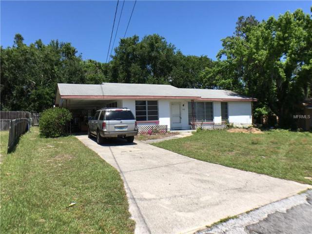 1610 Crest Avenue, Leesburg, FL 34748 (MLS #O5741459) :: Team Touchstone