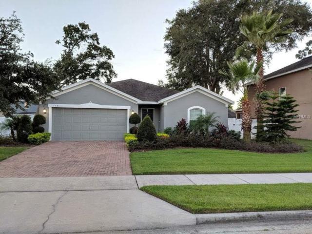 709 Bainbridge Loop, Winter Garden, FL 34787 (MLS #O5741555) :: KELLER WILLIAMS CLASSIC VI