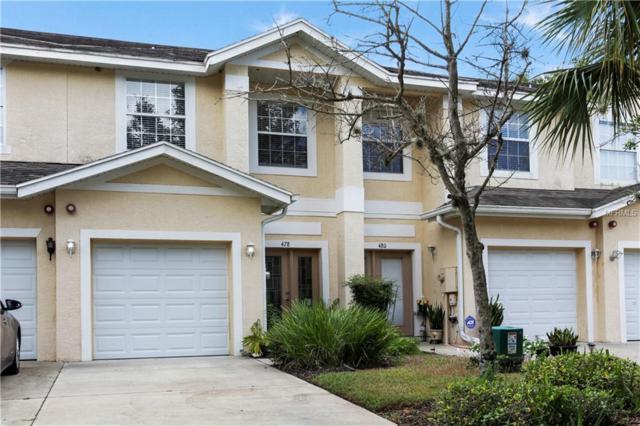478 Majestic Way, Altamonte Springs, FL 32714 (MLS #O5741750) :: Baird Realty Group