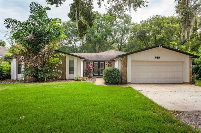 619 Magnolia Street, Windermere, FL 34786 (MLS #O5742566) :: The Lockhart Team