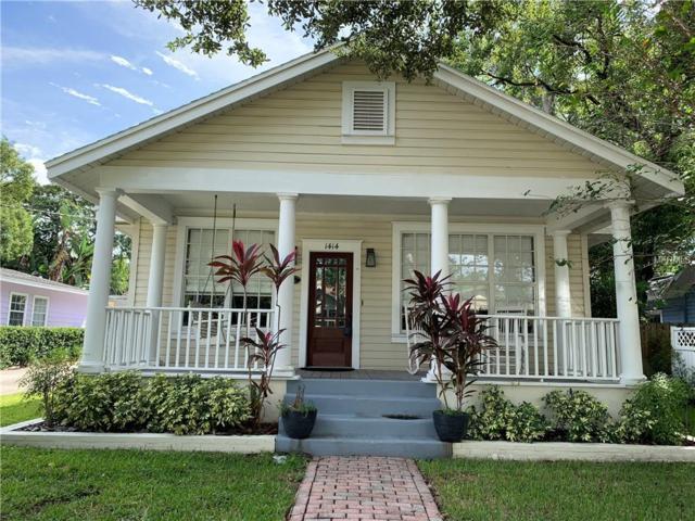 1414 E Ridgewood Street, Orlando, FL 32803 (MLS #O5742968) :: Your Florida House Team