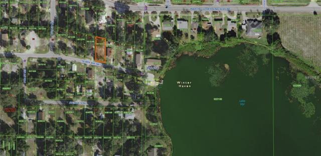 815 Sears Avenue NE, Winter Haven, FL 33881 (MLS #O5743070) :: The Duncan Duo Team