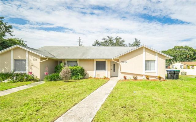 5809 Willow Bud Court, Orlando, FL 32807 (MLS #O5743164) :: The Duncan Duo Team