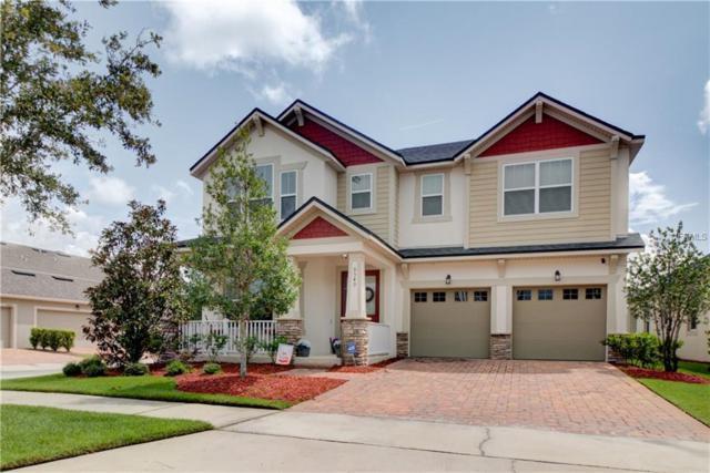 8549 Tallfield Avenue, Orlando, FL 32832 (MLS #O5743290) :: Revolution Real Estate