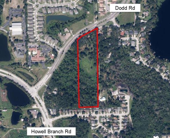 1561 Dodd Road, Winter Park, FL 32792 (MLS #O5743294) :: The Duncan Duo Team