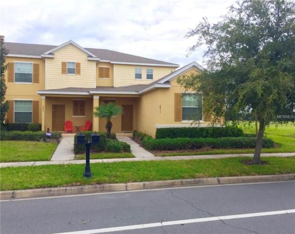 2411 Grasmere View Parkway N, Kissimmee, FL 34746 (MLS #O5743569) :: Team Virgadamo