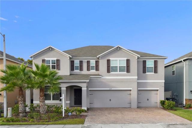 3897 Mt Vernon Way, Kissimmee, FL 34741 (MLS #O5743709) :: Team Bohannon Keller Williams, Tampa Properties