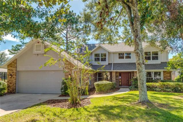 4705 Swansneck Place, Winter Springs, FL 32708 (MLS #O5744200) :: Team Suzy Kolaz
