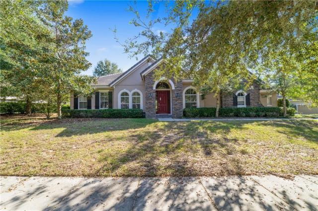 25550 Hawks Run Lane, Sorrento, FL 32776 (MLS #O5744331) :: The Light Team