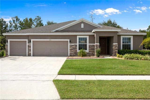 1423 Sharon Rose Trace, Deltona, FL 32725 (MLS #O5744349) :: GO Realty