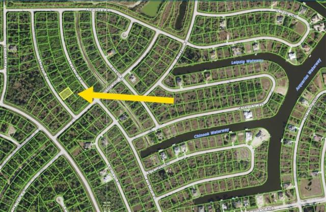 8134 Thruso Road, Port Charlotte, FL 33981 (MLS #O5745085) :: Medway Realty