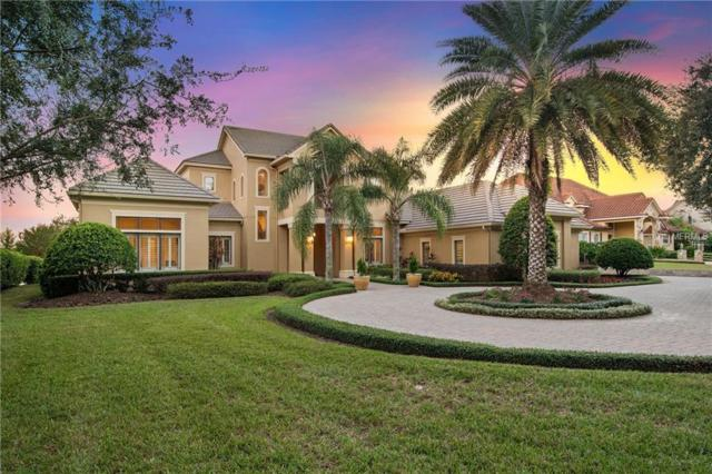 9632 Weatherstone Court, Windermere, FL 34786 (MLS #O5745190) :: Paolini Properties Group