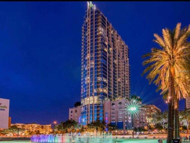 777 N Ashley Drive #1113, Tampa, FL 33602 (MLS #O5745432) :: Lovitch Realty Group, LLC