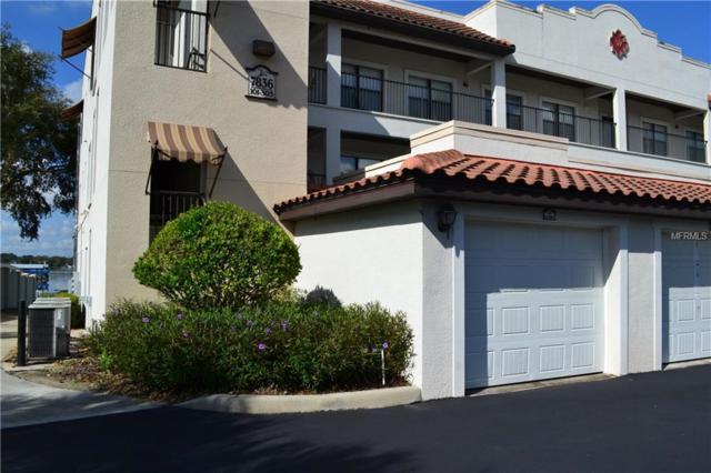 7836 Holiday Isle Drive #103, Orlando, FL 32812 (MLS #O5745492) :: Your Florida House Team