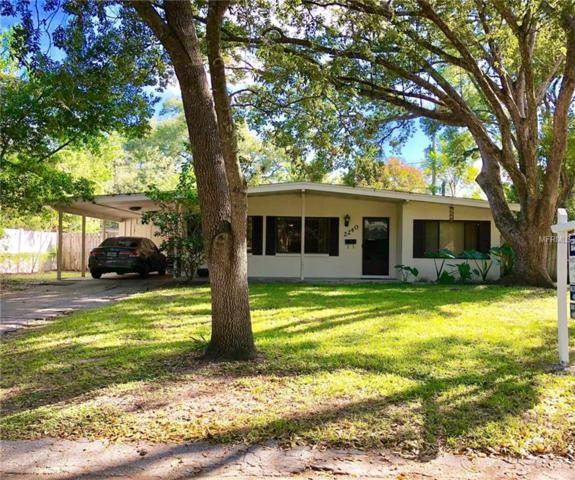 2240 Howard Drive, Winter Park, FL 32789 (MLS #O5745550) :: Your Florida House Team