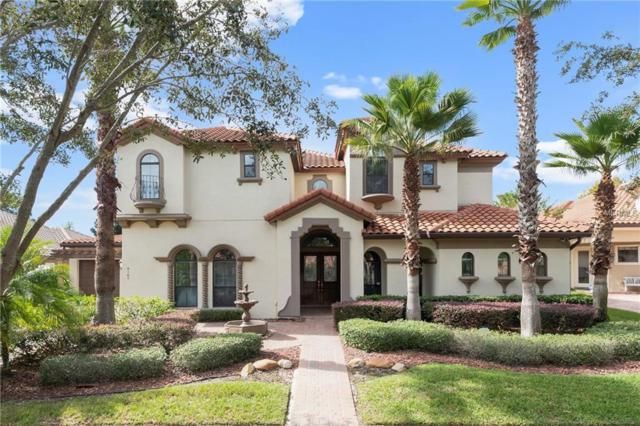 9167 Panzani Place, Windermere, FL 34786 (MLS #O5746321) :: Mark and Joni Coulter | Better Homes and Gardens